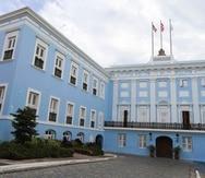 La Fortaleza es la residencia del gobernador de Puerto Rico teresa.canino@gfrmedia.com