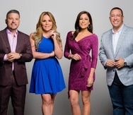 """""""Dando Candela"""" se transmitió en Telemundo por 10 años."""
