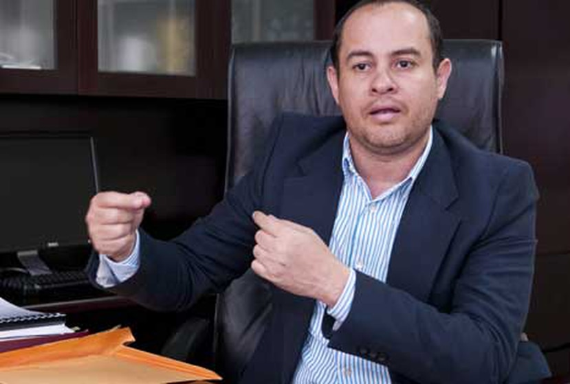 The secretary of the Department of Correction and Rehabilitation (DCR), Jesús González Cruz, pointed out that expressions of affection are not allowed to prevent smuggling.  (File)