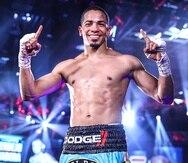 Félix Verdejo salió nuevo y sonriente de su triunfo de primer asalto contra Will Madera.