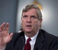 El secretario de Agricultura de Estados Unidos, Tom Vilsack.
