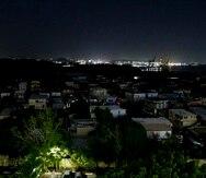 10 de Junio Santurce PR  ave  ave Ponce de Leon semaforos  apagados  por el  apagon  causado  en  la estacion  de monacillos  barriada de trastalleres david.villafane@gfrmedia.com