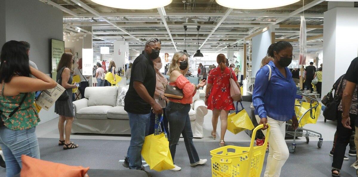 Ikea en Bayamón: así fue la apertura de la impresionante tienda