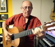 El fundador del Trío Los Andinos murió el pasado sábado a los 82 años.  david.villafane@gfrmedia.com