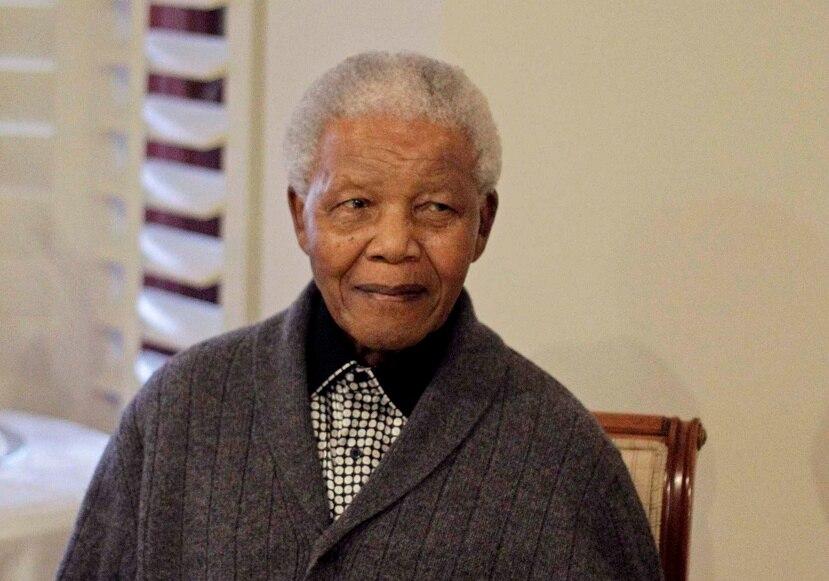 Nelson Mandela. (GFR Media)