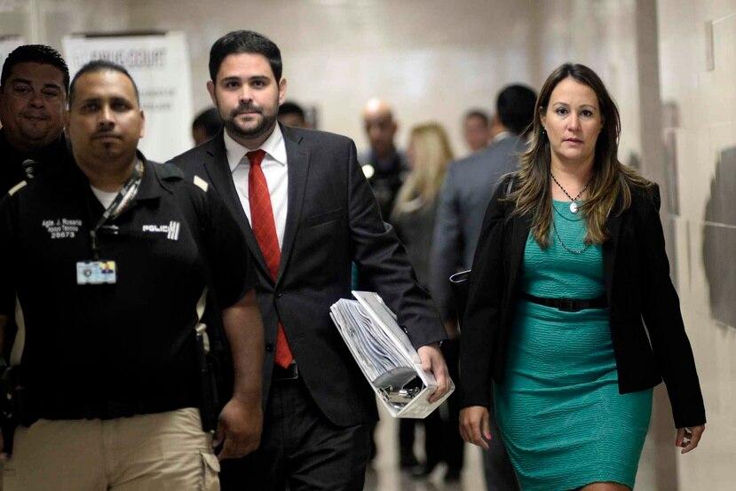 La fiscal Leilani Vargas le planteó al tribunal que en ninguno de los dos casos se cumple con las enmiendas requeridas por la Regla 240.