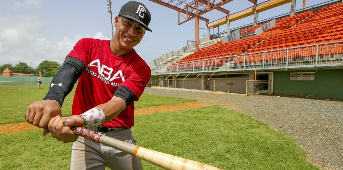 Edwin Arroyo: joven boricua bajo el ojo de las Grandes Ligas