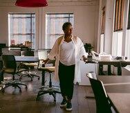 Trabajar desde casa pone trabas a los empleados de color