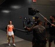 La tenista Mónica Puig es una de las atletas destacadas en la campaña de Bella Group.