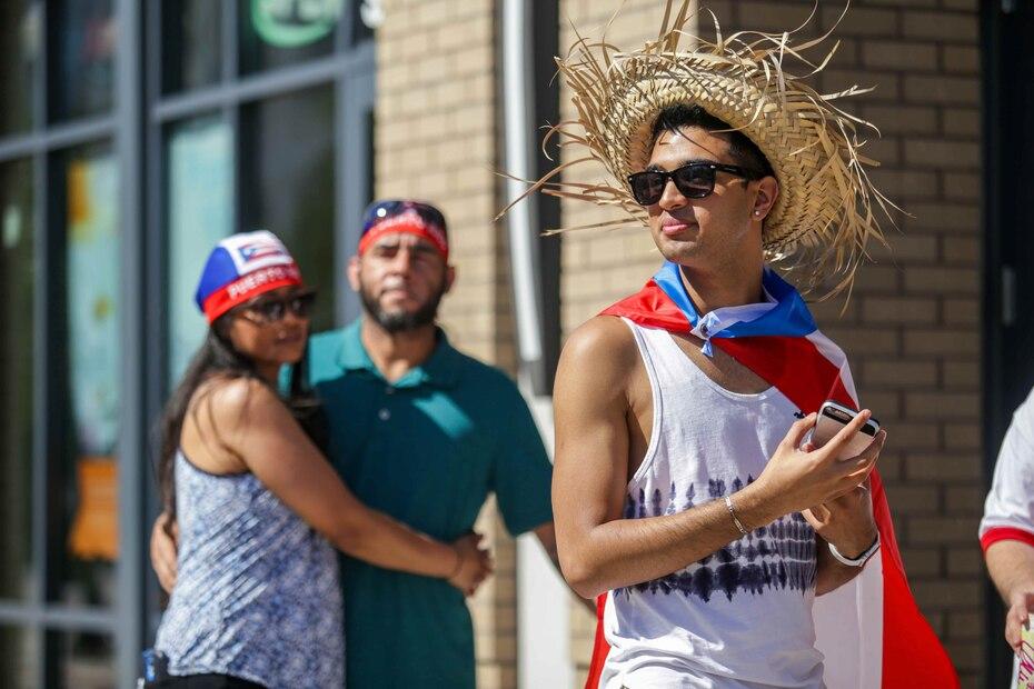 Se estima que en Orlando viven más de un millón de puertorriqueños.