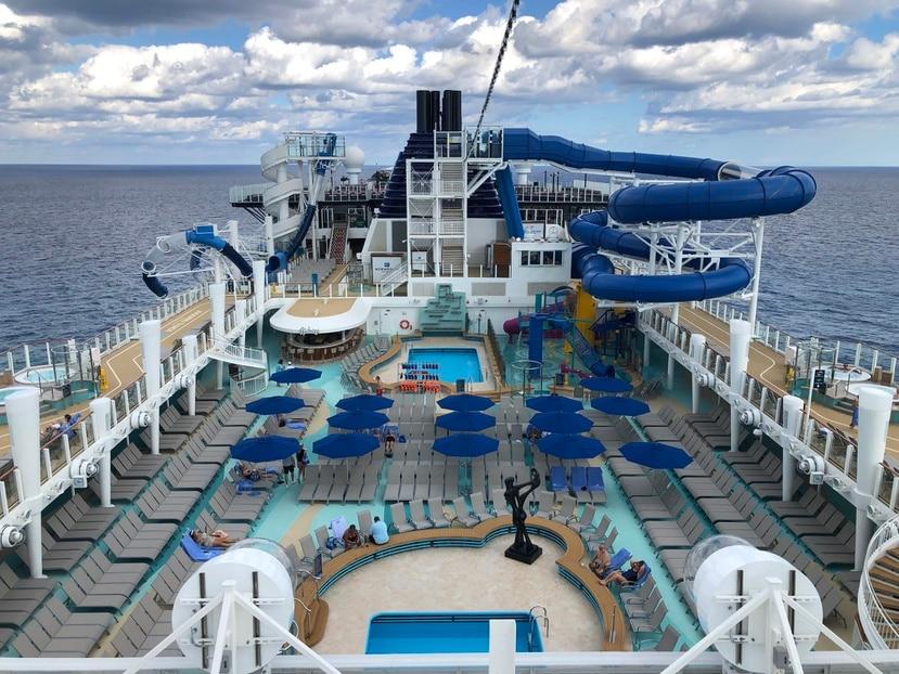 La Autoridad de los Puertos informó que la situación de emergencia se reportó en el crucero Norwegian Encore. (GFR Media)