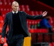 El técnico del Real Madrid Zinedine Zidane dejó el club por primera vez después de dirigirlo en uno de los periodos de mayor éxito en su historia, de 2016 a 2018.