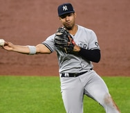 Gleyber Torres, campo corto de los Yankees, da positivo a COVID-19 pese a estar vacunado
