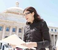Mariana Nogales planteó que la perspectiva de género es necesaria al analizar los problemas de desigualdad social en Puerto Rico.