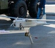 Un dron militar. (Shutterstock)