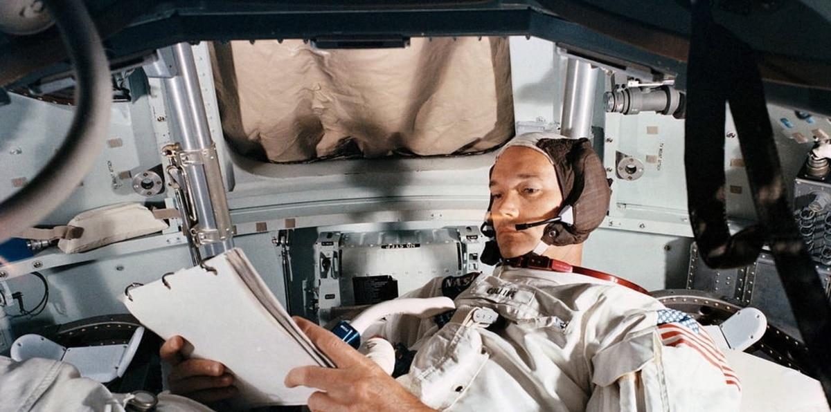 Fallece Michael Collins, astronauta de la misión Apolo 11