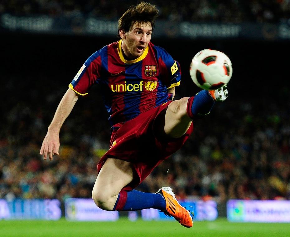 Es el máximo goleador en la historia del club con 672 dianas en 778 partidos y el máximo cañonero de la liga española con 474 tantos en 520 presentaciones. Foto del 2011.