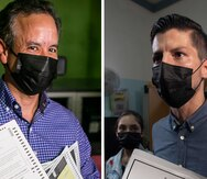 Regresan al tribunal los abogados de Manuel Natal y Miguel Romero para debatir la elección de la alcaldía de San Juan