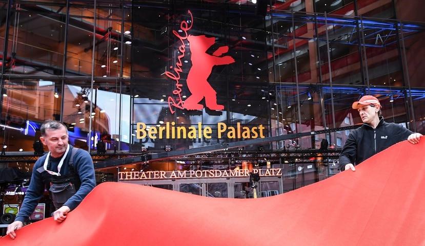 La pasada edición del festival, realizada en febrero, fue una de las últimas galas de premiación presenciales en Alemania antes del cierre de los eventos públicos por la pandemia.