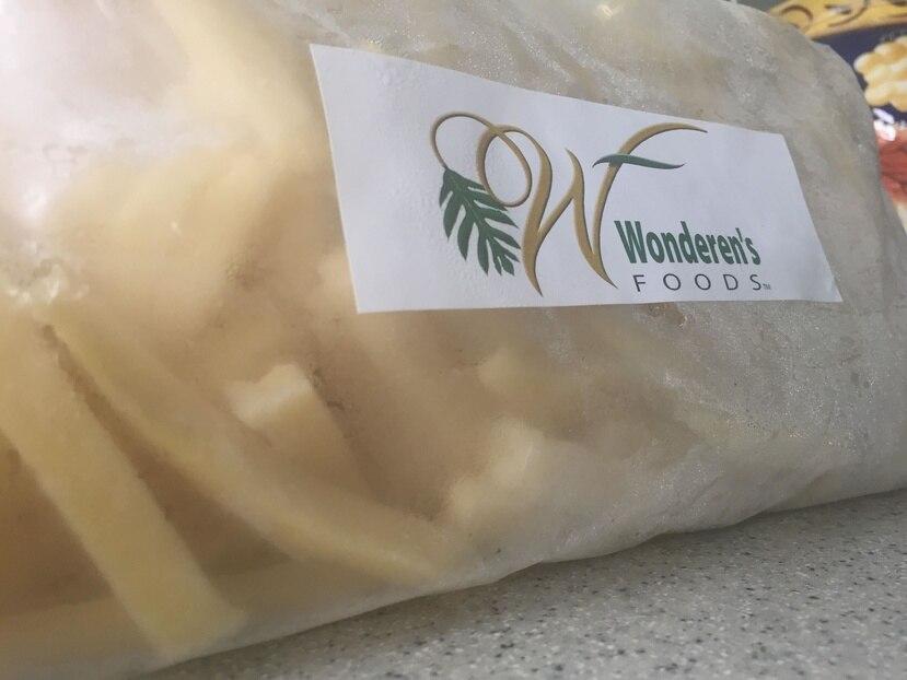 La variedad de productos que pueden confeccionarse con la pana van desde tostones hasta flanes y galletitas, son libre de gluten. (Suministrada)