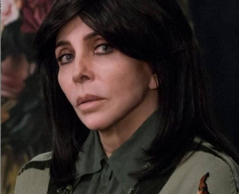 Verónica Castro. (Instagram)