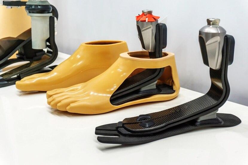 Ejemplos de prótesis.