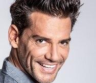 El actor chileno Cristián de la Fuente tiene 47 años.