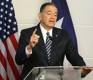 Henry Neumann retendrá la presidencia de la Comisión de Seguridad Pública en el Senado