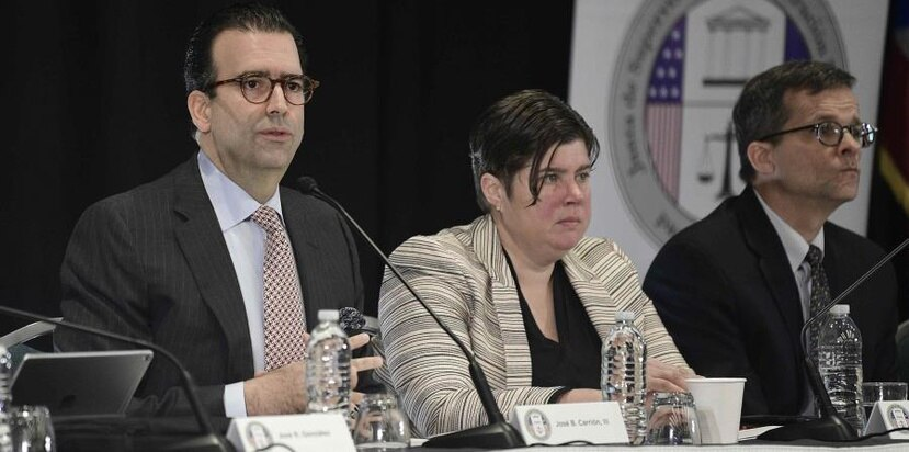 The Board kept under review the complaints to Governor Ricardo Rosselló about the inclusion in the revised fiscal plan of the central government the base of a labor reform. (GFR Media)