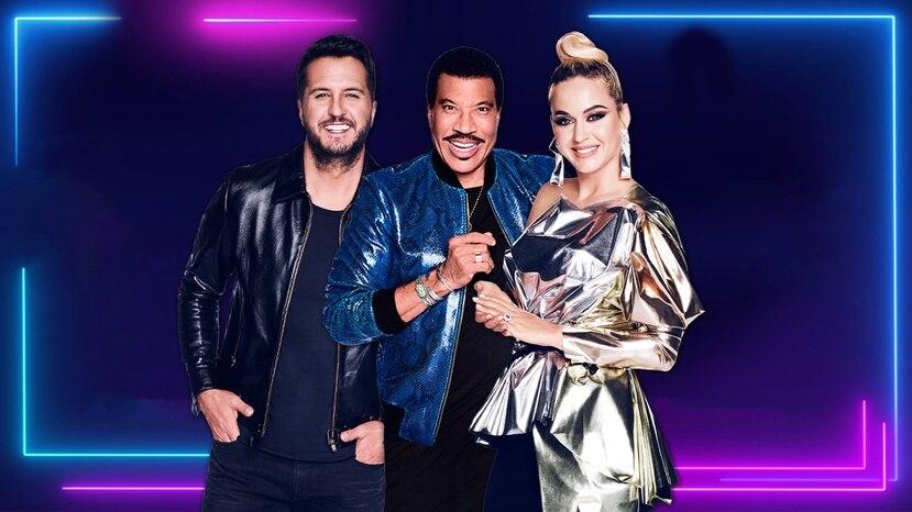 """Katy Perry, Lionel Richie y Luke Bryan conforman el jurado de """"American Idol""""."""