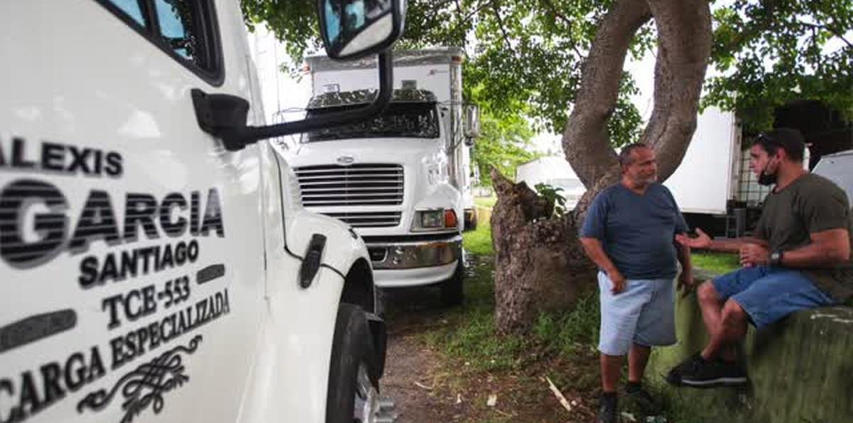 """Transportistas de carga exigen  """"mejores condiciones de trabajo"""""""