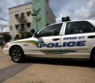 Patrulla de la Policía Municipal de Guaynabo.