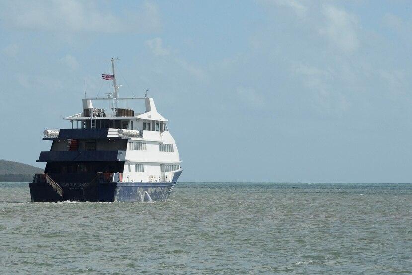 Una de los las APP que ya está en su fase final es la del servicio de transporte marítimo entre Ceiba y las islas municipio de Vieques y Culebra.