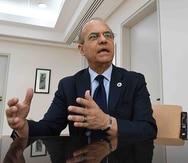 Jorge Haddock Acevedo reconoció el convenio ya negociado le generaría a la UPR unos $20 millones en ahorros a lo largo de los próximos cinco años.