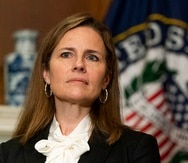 La jueza Amy Coney Barrett.