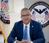 El designado secretario del Departamento de Seguridad Pública, Alexis Torres.