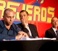 Los Cangrejeros de Santurce volverán a recesar en el torneo, después de que el apoderado Ángelo Medina fracasara en su gestión de conseguir un comprador o un administrador.(GFR Media)