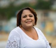 Yanitsia Irizarry laboró como la secretaria del Departamento de la Familia. (GFR Media)