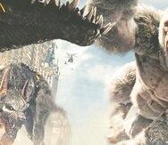 La película está basada en el videojuego del mismo nombre que debutó en el 1986. (Suministrada)