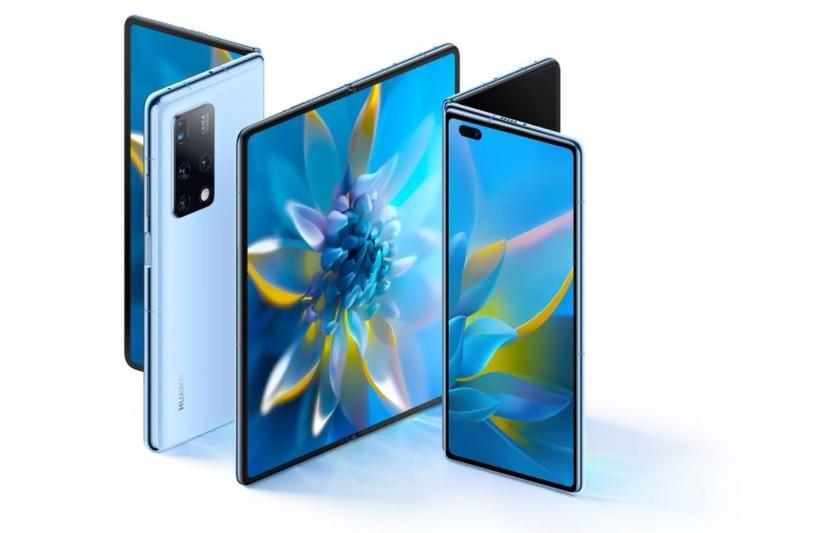 El nuevo modelo Mate 2 de Huawei tiene un precio de venta inicial de $2,785.