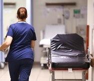 Se preparan los hospitales para emergencias