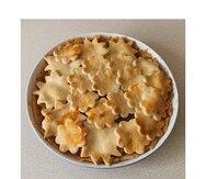 Tarta de manzana de Abi's Sweets