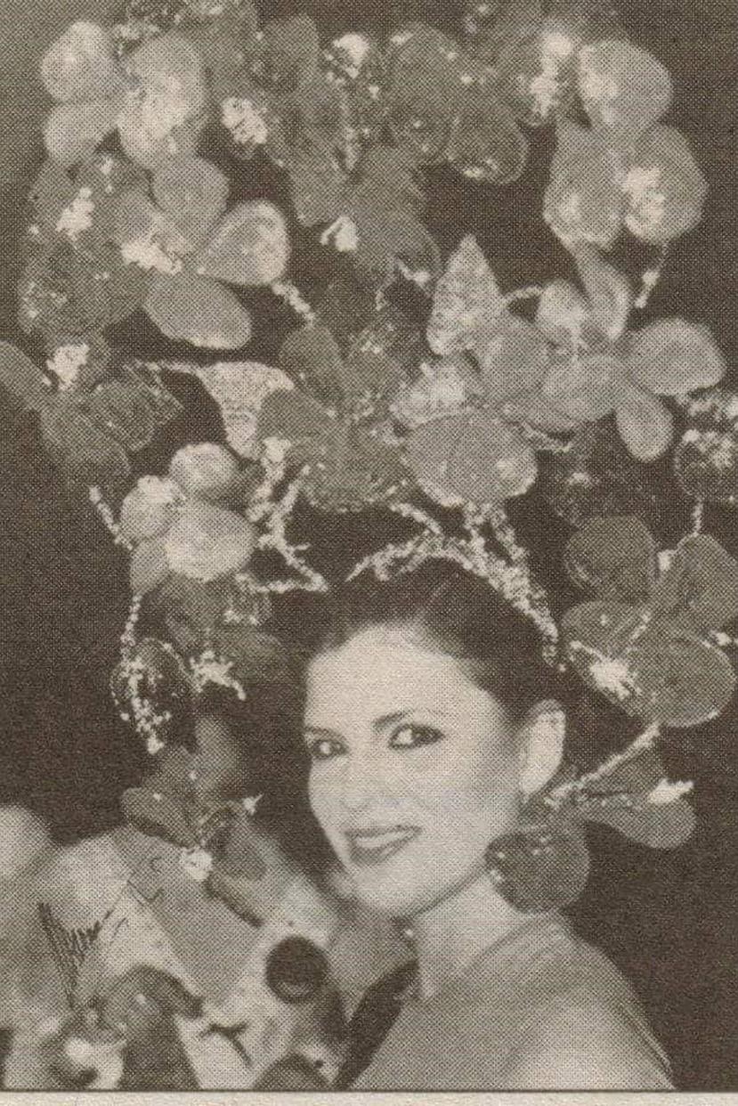 Lourdes Mantero (Suministrada/ Puerto Rican Fashion History Council)