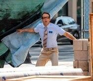 """La película """"Free Guy"""", protagonizada por Ryan Reynolds, se exhibe en 4.165 cines de Estados Unidos y Canadá."""