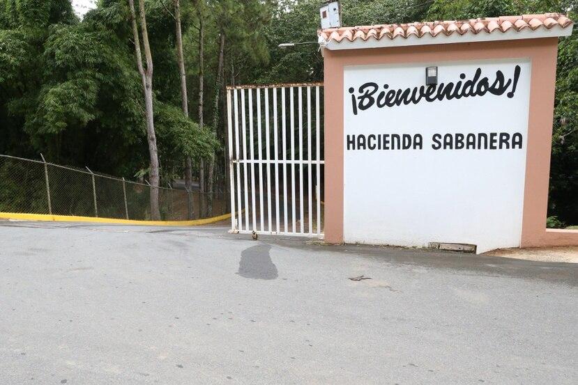 Entre los planes del nuevo alcalde de Cidra, figura alquilar el salón  la Hacienda Sabanera para celebrar actividades, así como los establos que posee el lugar.