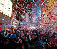 Nueva York tendrá una amplia oferta musical durante la despedida de año en Times Square