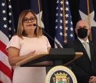 Ana Escobar Pabón precisó que, en lo que va de año, se han registrado 27 muertes de confinados en las instituciones penales, dos a consecuencia del COVID-19.