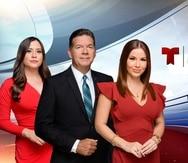 """El especial """"Nueva temporada: el Caribe en alerta"""" contará con la participación de Zamira Mendoza, Roberto Cortés y Elizabeth Robaina."""