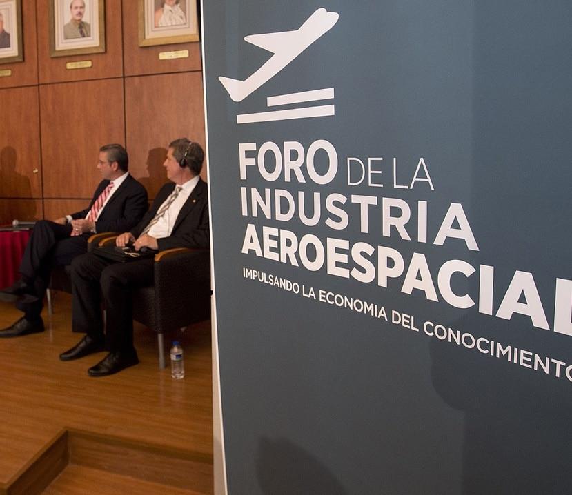 Hace un año que el gobierno de Alejandro García Padilla firmó un acuerdo con la empresa alemana Lufthansa Technik, una de las compañías más grandes e importantes de la industria aeroespacial. (GFR Media)