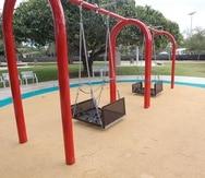 En la foto, el parque municipal Luis Muñoz Marín, que lleva desde 2016 con áreas de juegos para personas con necesidades especiales. (GFR Media)